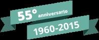 55 anni anniversario gover verniciature