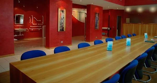 sala riunioni gover verniciature industriali